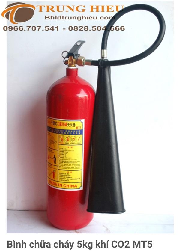 Bình chữa cháy CO2 MT5 -5kg