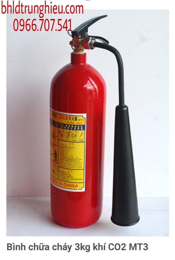 Bình chữa cháy CO2 MT3-3kg